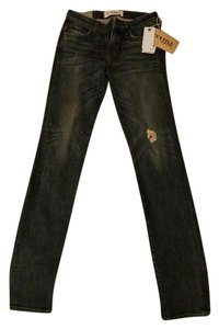 Elizabeth and James Skinny Jeans-Distressed