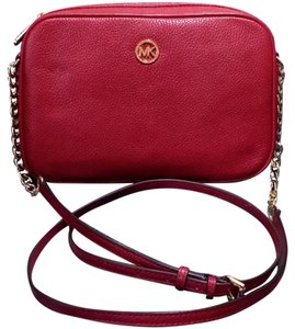 Michael Kors Messenger Brown Cross Body Bag