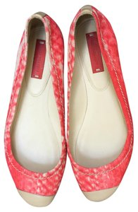Reed Krakoff Leather Multicolored Flats