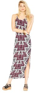 Maxi Dress by Free People Serves You Right Geometric