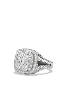 David Yurman David Yurman Albion Ring with Diamonds