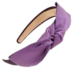 Other Purple Ribbon Bow Headband