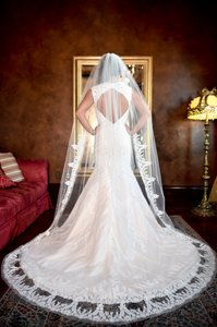 Sophia Keyhole- Bridals By Lori Dress Wedding Dress