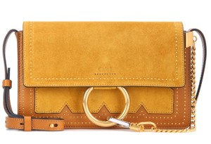 Chloé Faye Small Faye Cross Body Bag