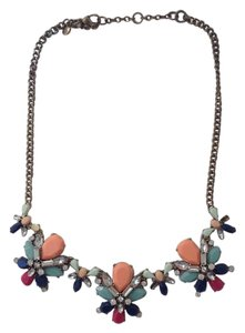 J.Crew Tropical Statement Necklace