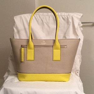 Kate Spade New/nwt Leather Travel Tote Shoulder Bag