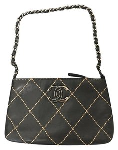 Chanel Mini Baby Contrast Baguette