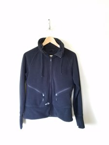 Oakley Fleece Zipper Modern Black Jacket