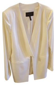 BCBGMAXAZRIA Evening Elegant Luis Vuitton Chanel white Jacket