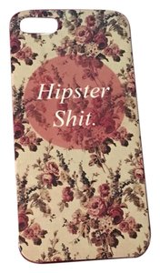 Apple Hipster shit iphone 5s case
