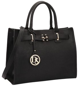 Other Classic Handbags The Treasured Hippie Large Handbags Vintage Satchel in Black