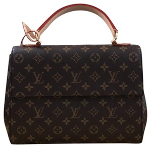 Louis Vuitton Satchel in Brown LV