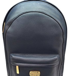 Michael Kors School Leather Mk Backpack