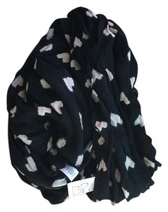 Nordstrom infinity heart scarf print