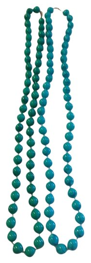 Other 70s Beaded necklace (Two for One)
