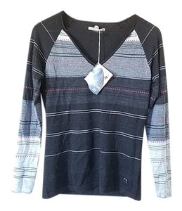 SmartWool Vneck Christmas Wool Nwt Sweater