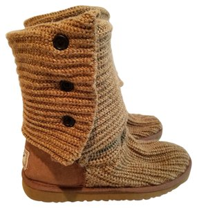 UGG Australia Ugg Ugg Cardy Sweater Cardy Brown Ugg light brown Boots