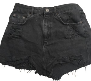 Topshop Cut Off Shorts