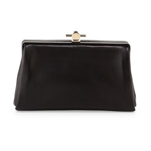 Jason Wu Karlie Leather Black Clutch