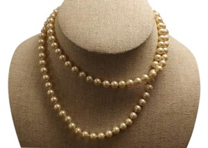 MONET Signed Monet Pearl Necklace