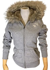 Abercrombie & Fitch Fur Coat