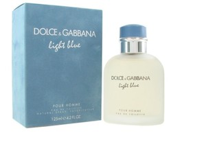 Dolce&Gabbana DOLCE & GABBANA Light Blue Pour Homme 4.2 ounce Spray