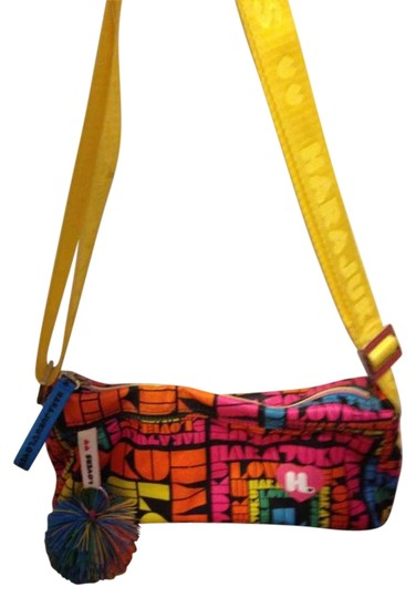 Preload https://item2.tradesy.com/images/harajuku-lovers-exclusive-rainbow-mix-polyester-shoulder-bag-203456-0-0.jpg?width=440&height=440