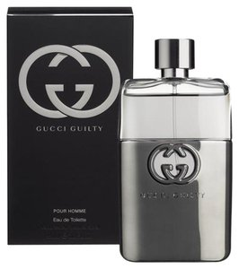 Gucci GUCCI Guilty Pour Homme 3.0 oz / 90 ml men's Spray