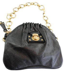 Marc Jacobs Leather Chain Shoulder Bag