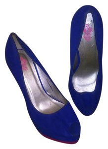 & Other Stories BLUE Pumps