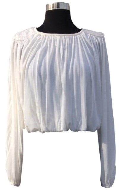 Preload https://img-static.tradesy.com/item/20345891/white-vintage-lizzy-and-johnny-by-lucero-long-sleeve-disco-blouse-size-2-xs-0-2-650-650.jpg