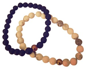 Gaia NYC Beaded Bracelets (Set of 2)