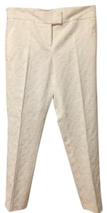 Laundry by Shelli Segal Straight Pants White (warm white)