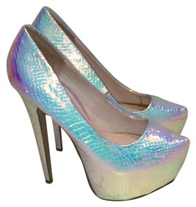 Bumper Party Holographic Platforms
