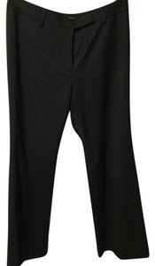Talbots Wide Leg Pants Black