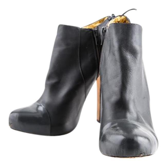 Dolce Vita Black Leather Boots/Booties Size US 10 Regular (M, B) Dolce Vita Black Leather Boots/Booties Size US 10 Regular (M, B) Image 1