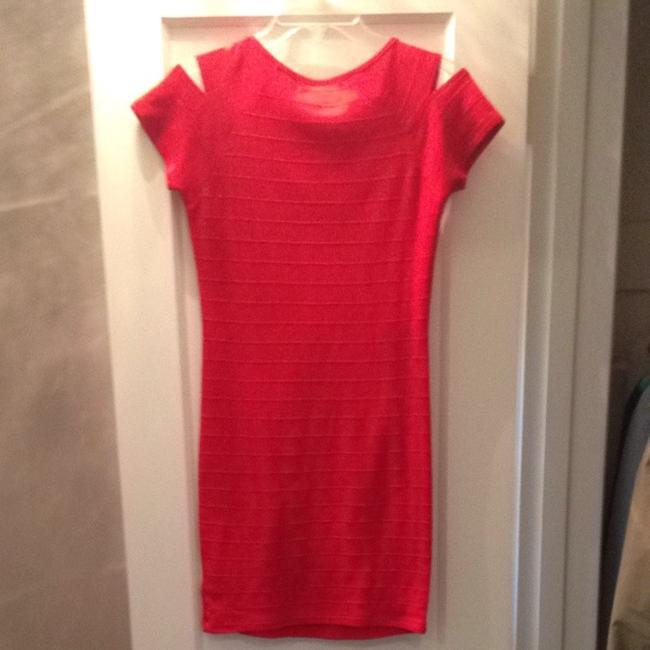 Other short dress Red on Tradesy