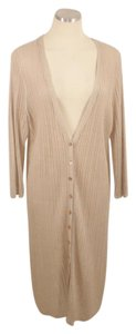 Eileen Fisher Linen Organic Long Cardigan