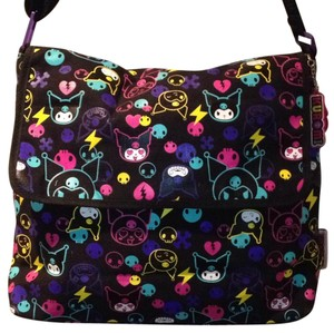 Sanrio black Messenger Bag