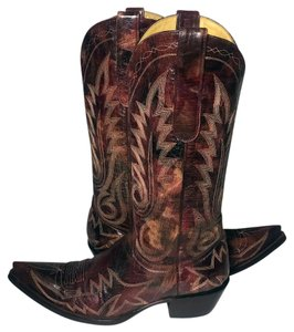 Old Gringo Cowgirl Women Size 7.5 Brown Boots