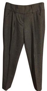 Ann Taylor Relaxed Pants Gray