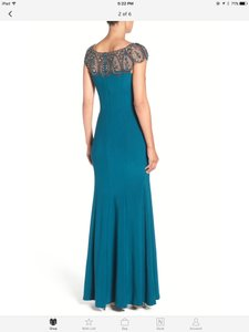 Xscape Emerald Emerald Dress