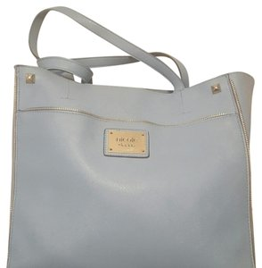 Nicole Miller Bucket Tote in Blue