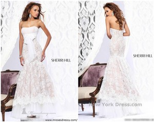 Sherri Hill 21010 Wedding Dress