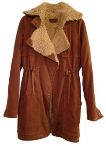 Citizens of Humanity Faux Fur Corduroy Jacket Fur Coat
