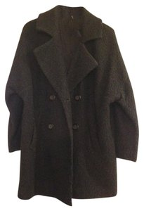 Free People Oversized Pea Coat