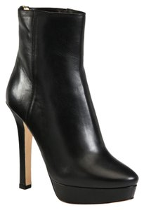 Jimmy Choo Bootie Ankle Boot Black Boots
