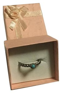 Other Sterling Silver & Genuine Turquoise Ring ~ Size 9 ~ New ~ $49