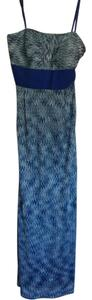 Blue Maxi Dress by Antonio Melani Maxi Long Full Length Dillards