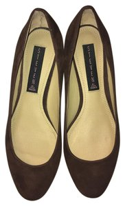Steve Madden Closed Toe Low Heel Brown Flats